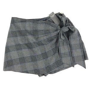 Abercrombie & Fitch Menswear skort, S NWT